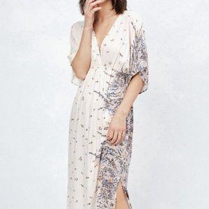 Lovestitch Kimono Style Maxi Dress